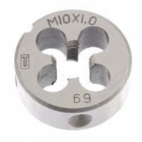 Плашка М10 х 1 мм. СИБРТЕХ
