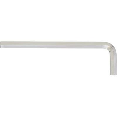 Ключ имбусовый HEX, 10 мм, 45x, закаленный, никель. СИБРТЕХ