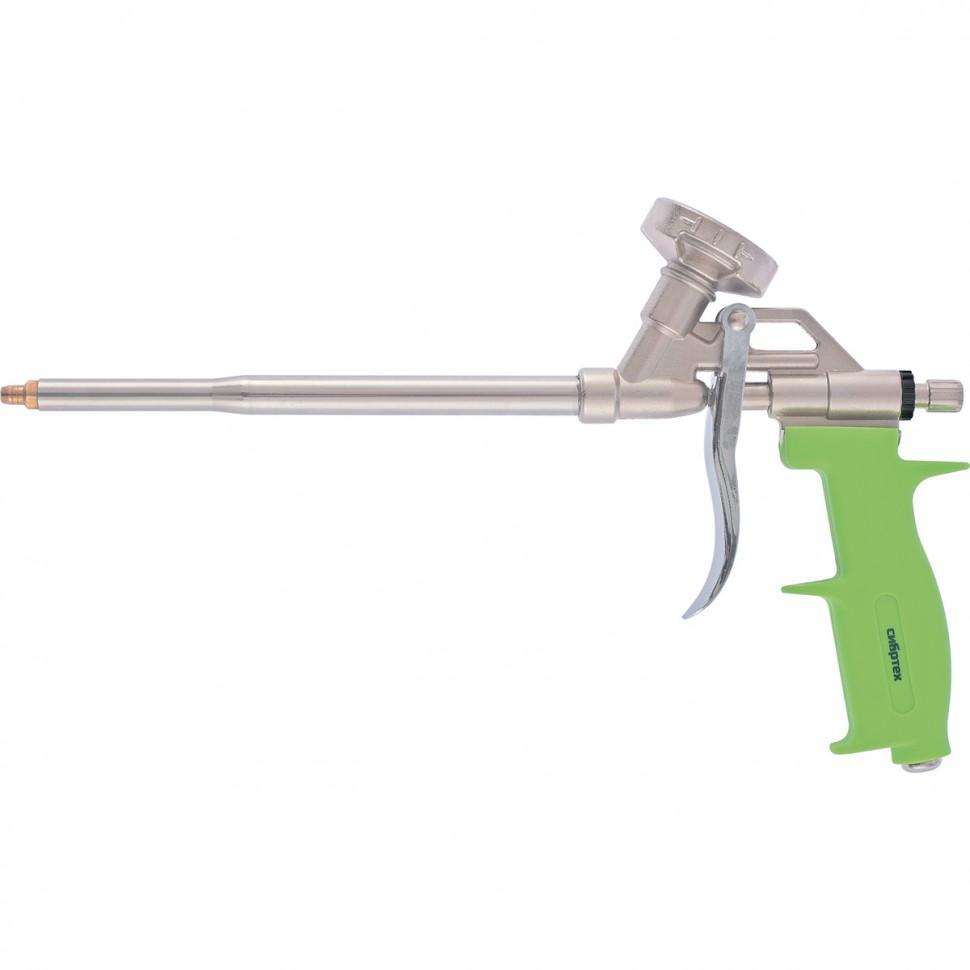 """Пистолет для монтажной пены """"Мастер"""". СИБРТЕХ"""