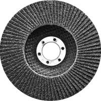 Круг лепестковый торцевой, конический, Р 60,125 х 22,2 мм. СИБРТЕХ
