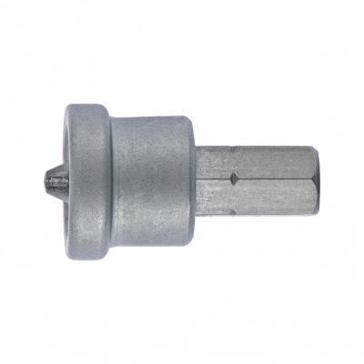 Бита PH2 x 50 мм с ограничителем для ГКЛ, 2 шт, CrMo. СИБРТЕХ