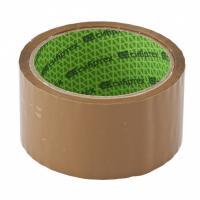 """Клейкая лента """"Эксперт"""", 45 мкм, 36 мм х 60 м, цвет коричневый. СИБРТЕХ"""