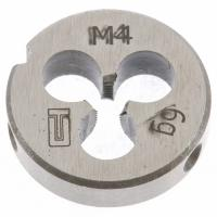Плашка М4 х 0,7 мм. СИБРТЕХ