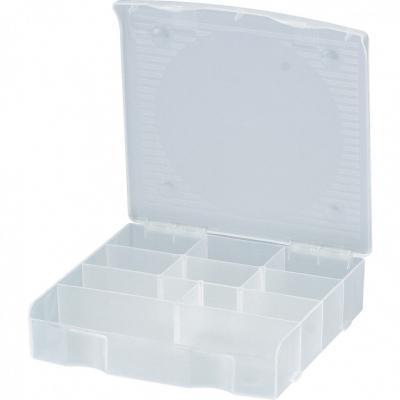 Блок для мелочей, 17 x 16 см, прозрачный матовый. СИБРТЕХ