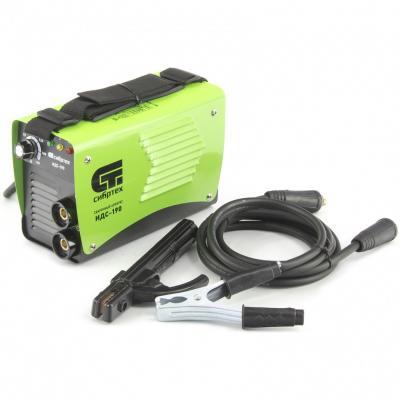 Аппарат инверторный дуговой сварки ИДС-190,190 А, ПВ 80%, D электрода 1,6-4 мм. СИБРТЕХ