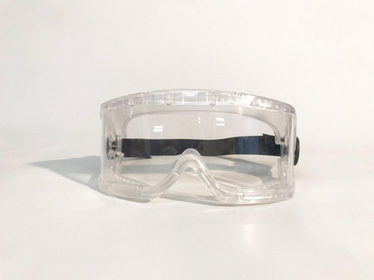 Очки защитные прозрачные закрытого типа